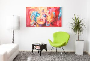 Marilyn Monroe painting for sale