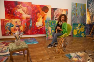 Ramona Pintea   Commision Art