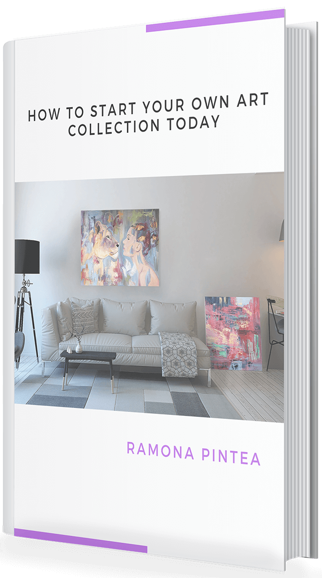 How to Start Your Own Art Collection Today � Free e-book