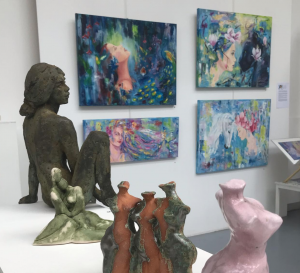 Spring Exhibition at OKO ART Gallery